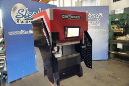 """Brand New Cincinnati Electric High Accuracy CNC Press Brake """"Ideal for Small Parts"""""""