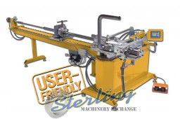 Brand New Baileigh Mandrel Tube & Pipe Bender