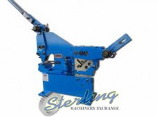 Brand New Baileigh Manually Operated Ironworker with Punch