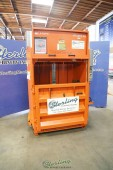 """Used Orwak Plastic and Cardboard Bailer """"LIKE NEW CONDITION"""""""