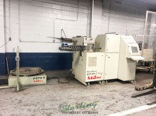 Used AIM Automated Industrial Machinery CNC 3D Wire Bending Forming Machine