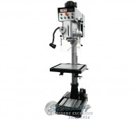 Brand New Jet EVS Drill Press with Power Down Feed
