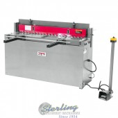 Brand New Jet Pneumatic Shear